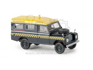 1//87 Brekina Land Rover 109 hardtop bärgningskar s 13753