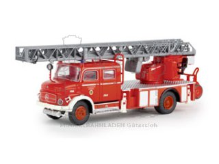 Brekina-47076 Mercedes L 1519 DLK 30 Feuer
