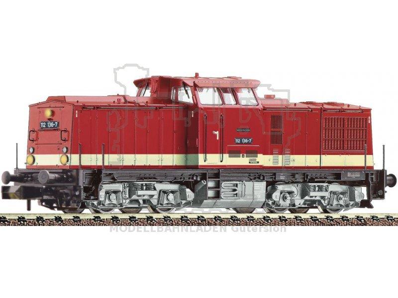 diesellokomotive br 112 spur n epoche iv fleischmann 721005. Black Bedroom Furniture Sets. Home Design Ideas