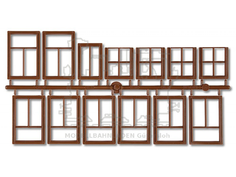Pola fenster 3 st ck 13 teilig pola 333109 for Fenster 3 teilig